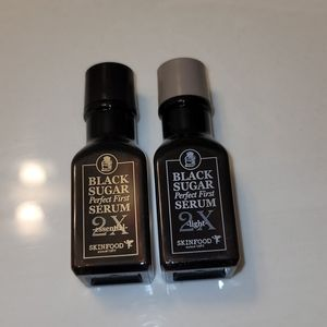 2/$25 or 3/$30 Skinfood Black Sugar Serum Set